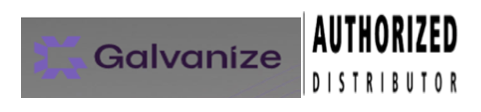 Galvanize Authorized Distributor